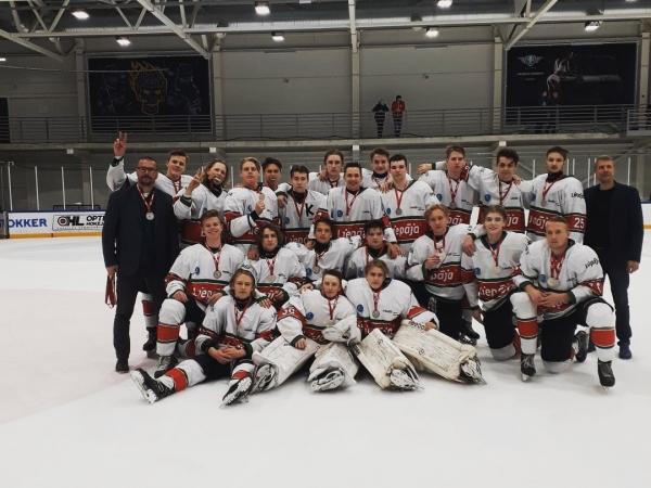 Noslēdzies 2017./2018. gada Latvijas Bērnu un Jaunatnes čempionāts hokejā