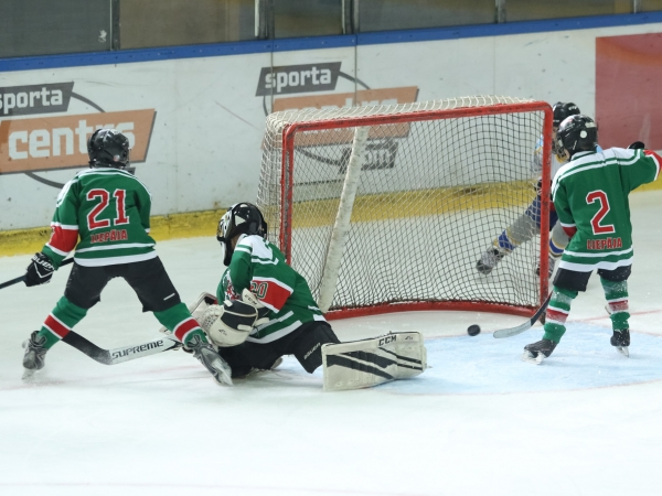 LSSS hokejisti aizvada nedēļas nogales spēles