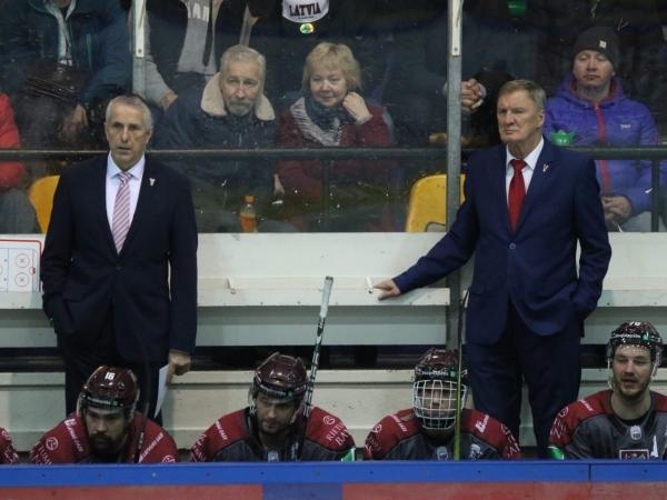 LSSS hokejisti un treneri aizvada spēles izlašu sastāvos
