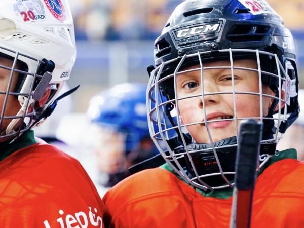 Liepājas hokejisti cīnās turnīrā
